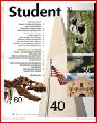 Student group tour magazine - free for educators