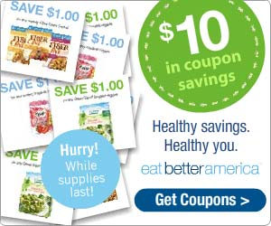free General Mills coupon booklet