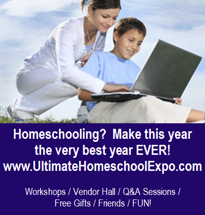 free homeschool conference (live) and giveaway