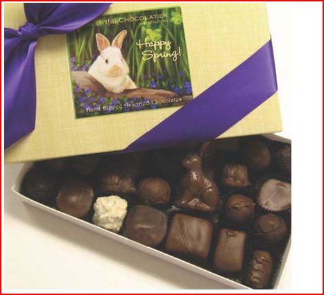 Beehive reader chocolates