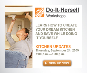 Free Kitchen Workshop for Women