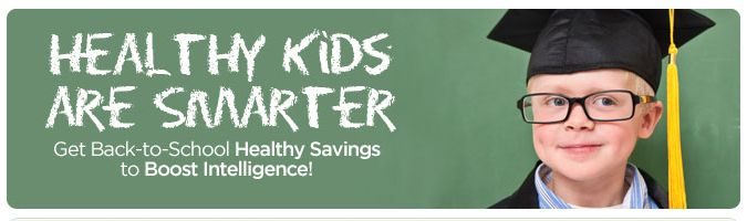 Free Healthy Kids Savings