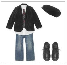 Childrens place boys outfit
