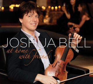 Joshua Bell's CD Album Review and Giveaway