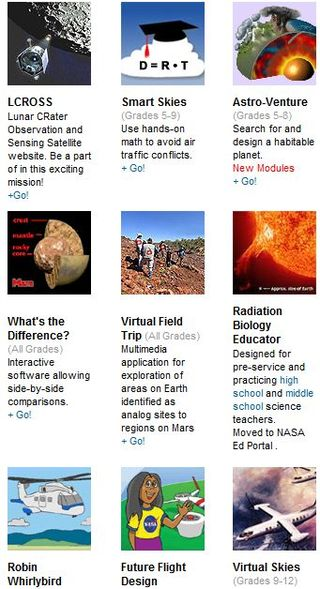 free NASA educational curriculum for school, teacher, homeschool, student, k-12