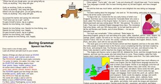 Free Humorous English Grammar Spelling