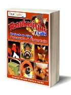 Free Thanksgiving Crafts eBook