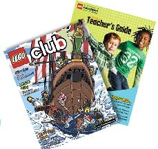 free lego education magazines for schools