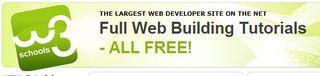 free website creation html css tutorials