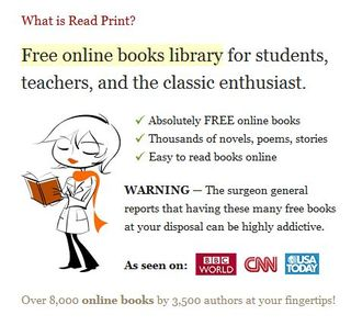 Thousands of free classic books for education