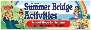 Summer Bridge Activities for summer learning giveaway