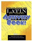 Latin for children activity book