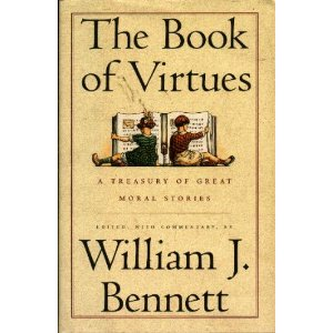 The Book of Virtues free unit study lapbook