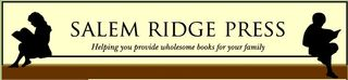 Salem Ridge Press Giveaway