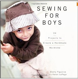 Booksewingforboys