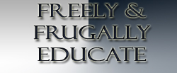 2010 12 freely and frugally educate button 250