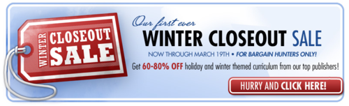 Currclick winter sale