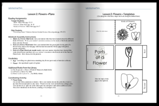 Lapbookplants