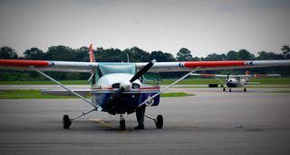Cap two planes