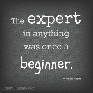 Quote Helen Hayes The Expert in Anything