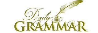 Dailygrammar