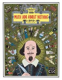 Shakespeare Muchado_studyguide_cover