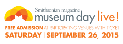 Smithsonian free admission day 2015 09