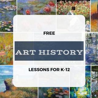 Art history lessons k12
